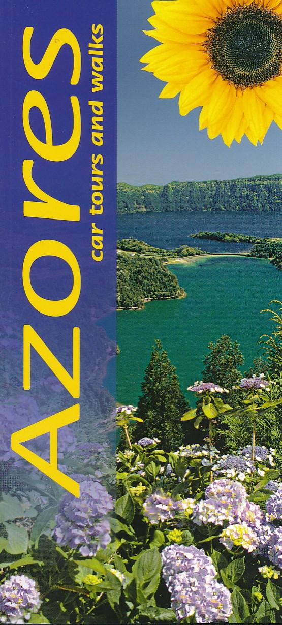 Wandelgids Azores  - Azoren   Sunflower
