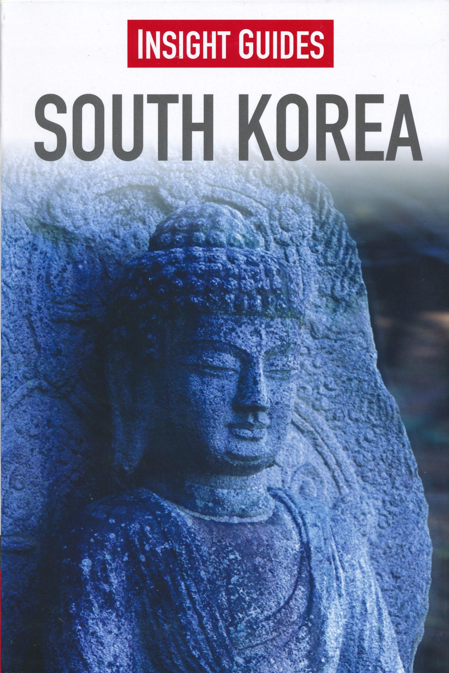 Reisgids South Korea - Zuid Korea   Insight Guides (Engelstalig)