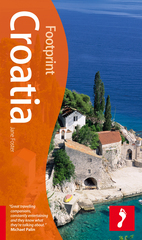 Reisgids Croatia - Kroatië   Footprint