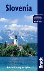 Reisgids Slovenië - Slovenia   Bradt guide