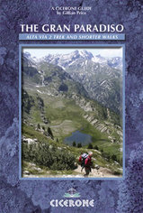 Wandelgids Gran Paradiso - A Guidebook for Walkers and Trekkers   Cicerone