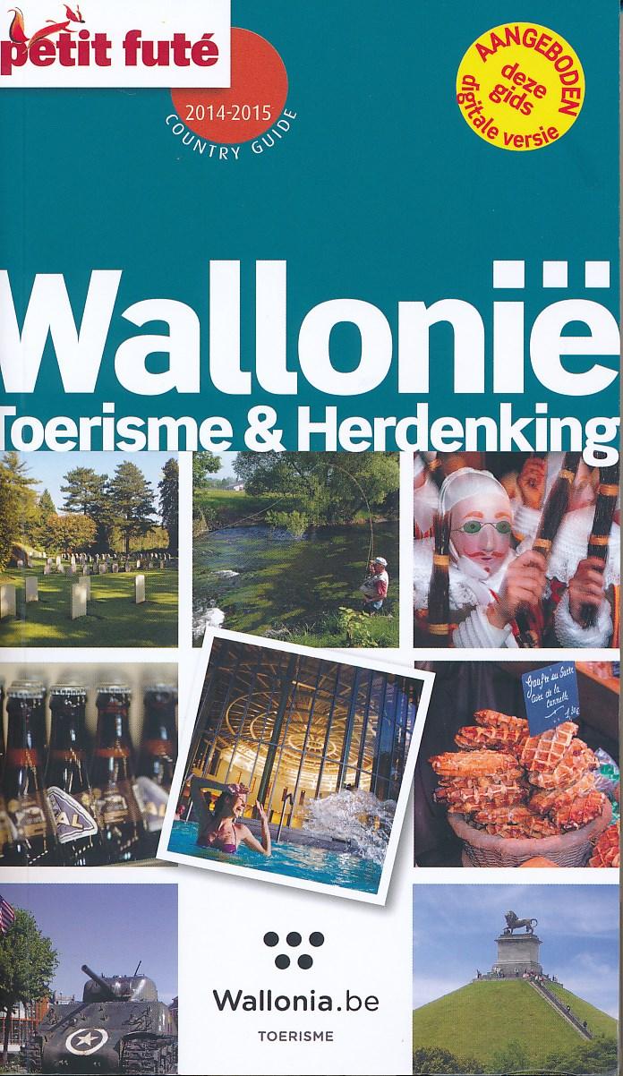 Reisgids Wallonië & Ardennen   Petit Futé