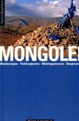 Wandelgids - Trekkinggids Mongolei - Mongolië (met oa Altai)  Panico Alpin Verlag