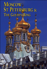 Reisgids Moscow St. Petersburg & the Golden Ring (Moskou Sint Petersburg en de gouden ring)   Odyssey