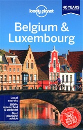 Reisgids Lonely Planet Belgium & Luxembourg - België & Luxemburg   Lonely Planet