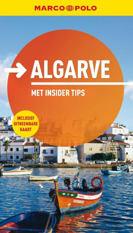 Reisgids Algarve   Marco Polo