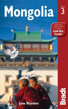 Reisgids Mongolia - Mongolië   Bradt Guide