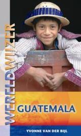 Reisgids Wereldwijzer Guatemala   Elmar