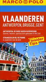 Reisgids Vlaanderen - Antwerpen, Brugge & Gent   Marco Polo