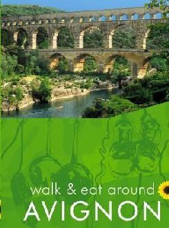 Wandelgids Walk & Eat Avignon   Sunflower