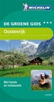 Reisgids Oostenrijk   Michelin Groene Gids