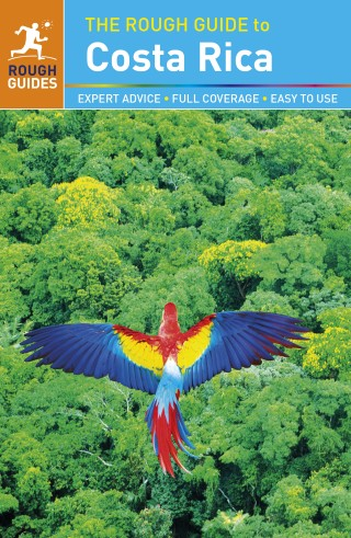 Reisgids Rough Guide Costa Rica   Rough Guide