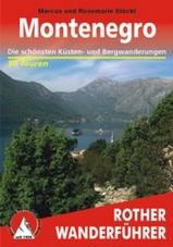 Wandelgids Montenegro   Rother