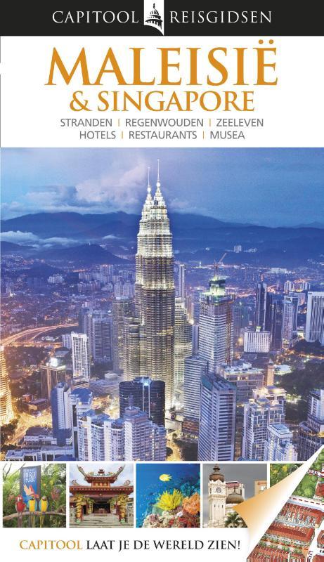 Reisgids Maleisie en Singapore   Capitool
