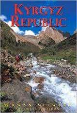 Reisgids Kyrgyz Republic - Kyrgizië   Odyssey Books & Guides