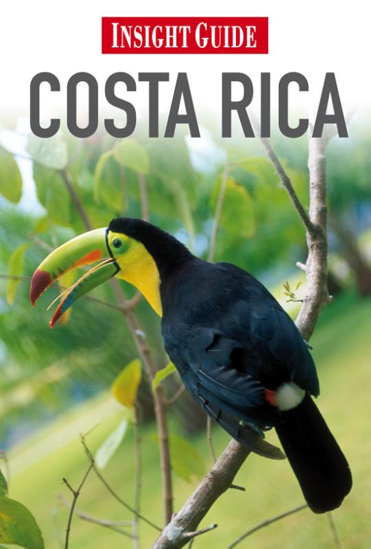 Reisgids Insight guide Costa Rica   Insight guides (NEDERLANDS)
