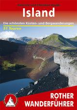 Wandelgids IJsland - Island   Rother