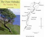 Wandelgids : The Outer Hebrides - The Timeless Way (Hebriden) : Peter Clarke :