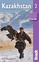Reisgids Kazakhstan - Kazachstan   Bradt