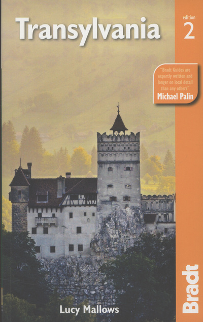 Reisgids Transylvania - Transsylvanië   Bradt
