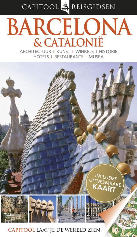 Reisgids Barcelona en Catalonië   Capitool