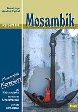 Reisgids Reisen in Mosambik - Mozambique   Hupe Verlag