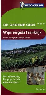 Wijnreisgids Frankrijk   Michelin groene gids