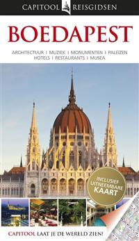 Reisgids Boedapest   Capitool