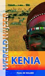 Reisgids Wereldwijzer Kenia   Elmar