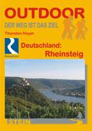 Wandelgids Rheinsteig   Conrad Stein Verlag