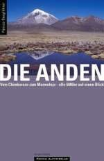 Wandelgids Die Anden   Panico Verlag