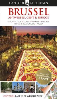 Reisgids Brussel Antwerpen Gent en Brugge   Capitool
