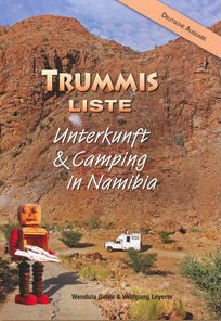 Campinggids Namibië Trummis Liste 2014 - campinggids Namibie