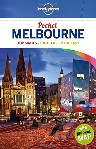 Reisgids Melbourne pocket   Lonely Planet