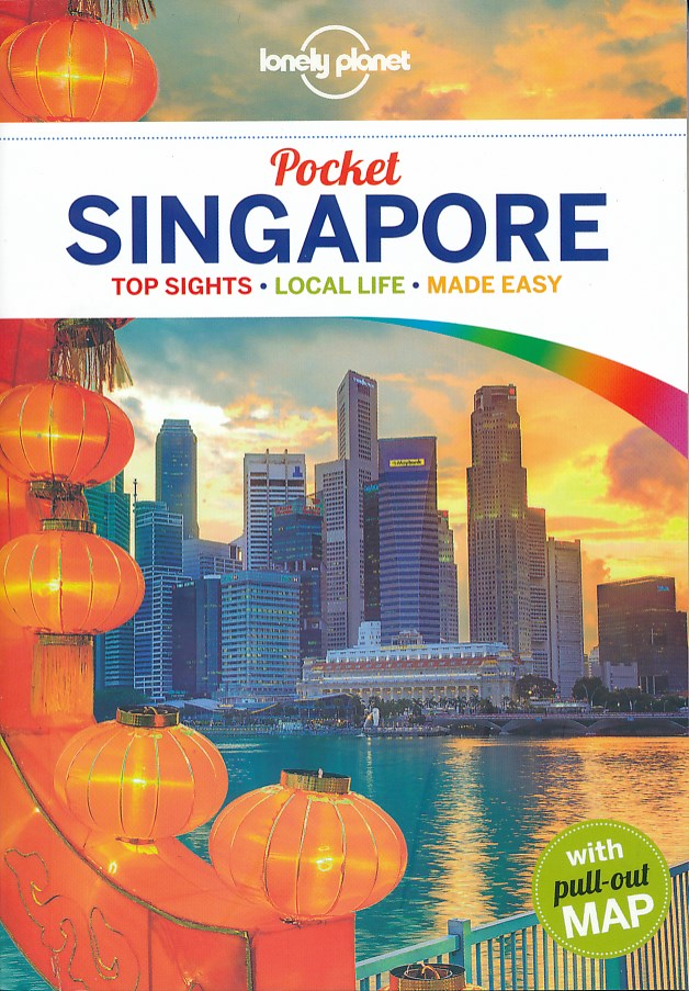 Reisgids Singapore pocket   Lonely Planet