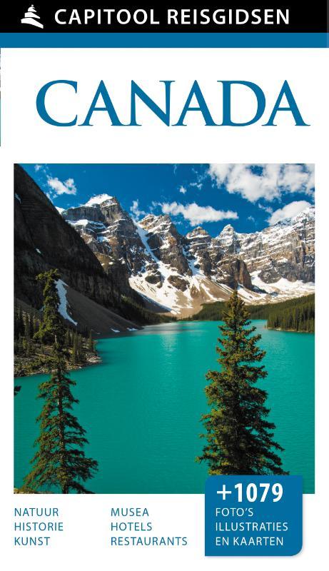 Reisgids Canada   Capitool