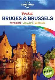 Reisgids Bruges & Brussels Pocket  - Brussel, Brugge  Lonely Planet