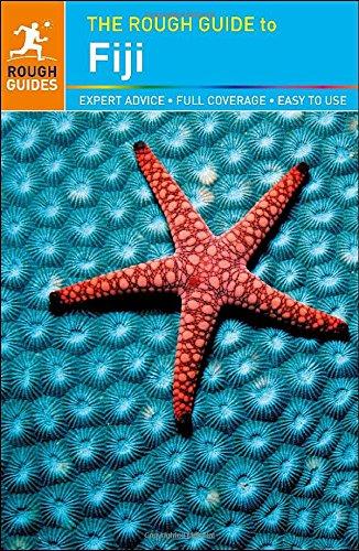 Reisgids Rough Guide Fiji   Rough guide