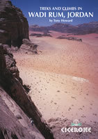 Wandelgids Treks & Climbs in Wadi Rum - Jordanië   Cicerone