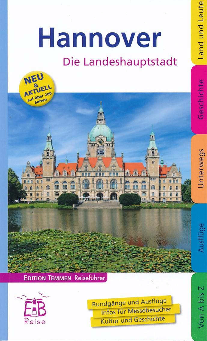 Reisgids Hannover   Edition Temmen