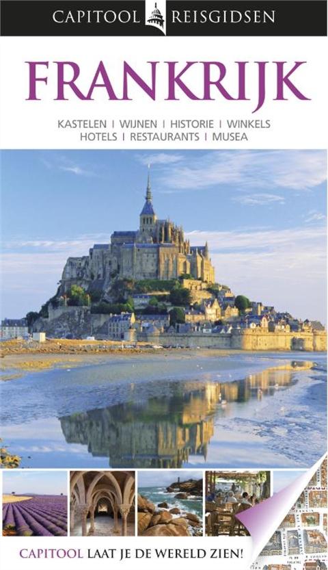 Reisgids Frankrijk   Capitool