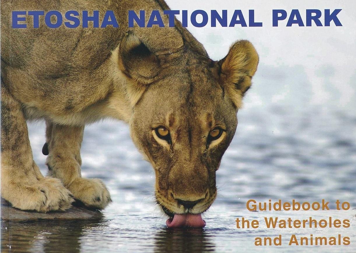 Natuurgids - Etosha National Park - Etosha Nationaal Park -    Venture Publications