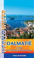 Reisgids wereldwijzer Dalmatië   Elmar