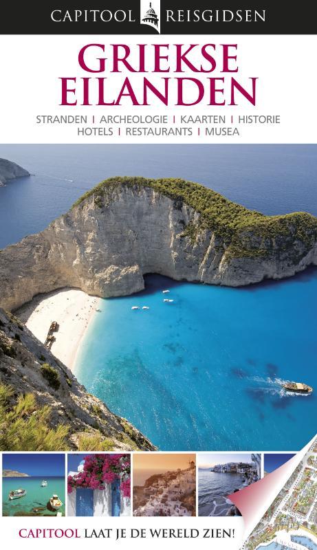 Reisgids Griekse Eilanden   Capitool