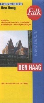 Stadsplattegrond - Landkaart Den Haag   Falk