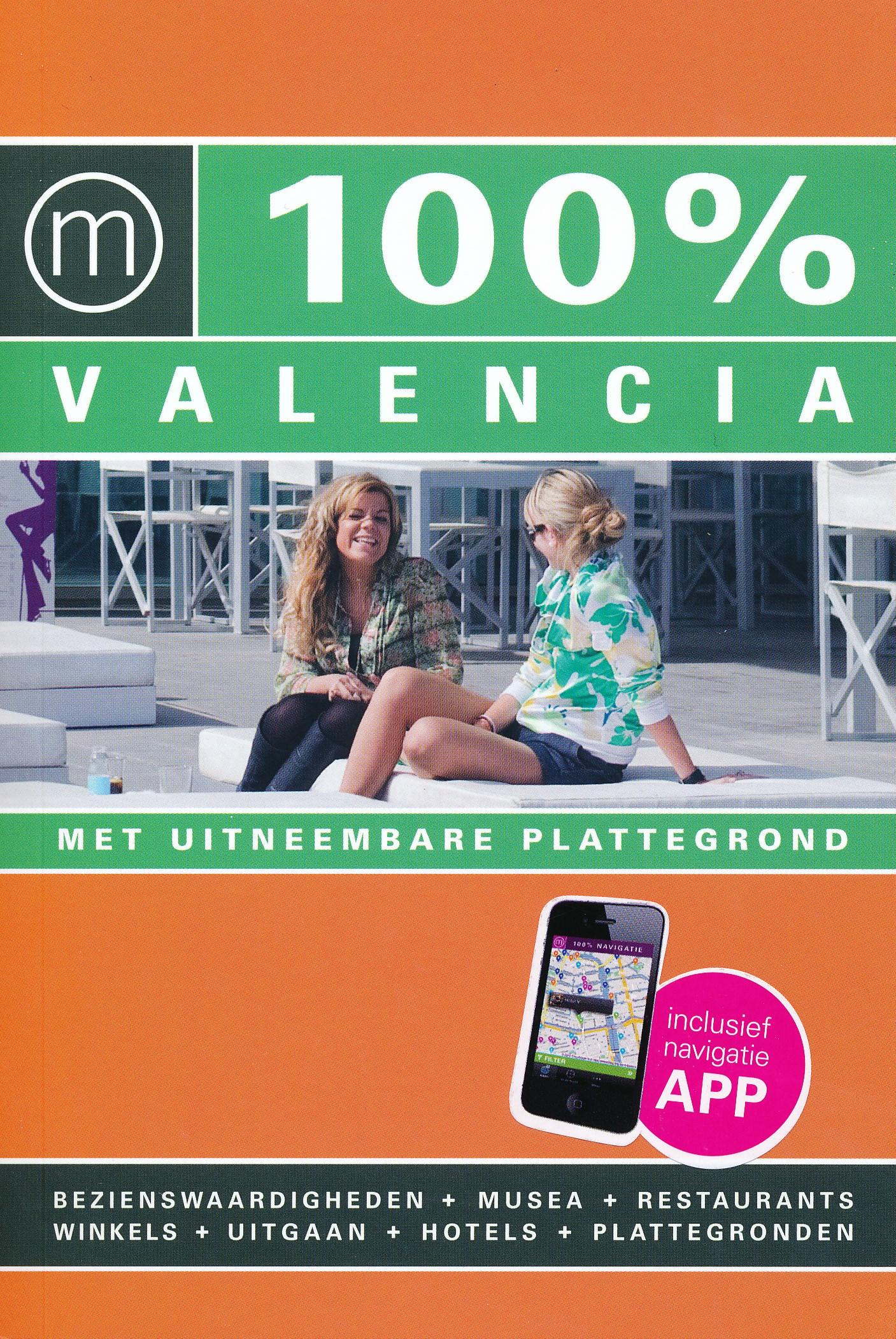 Reisgids 100% Valencia   Mo Media