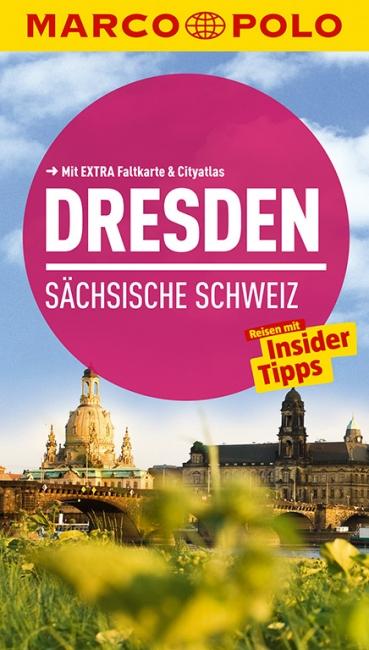 Reisgids Dresden S�chsische Schweiz   Marco Polo   Angela Stuhrberg