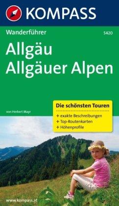 Wandelgids Allg�u - Allg�uer Alpen - Beieren   Kompass 925