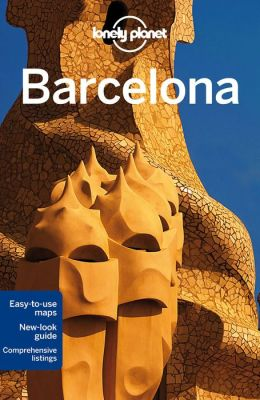 Reisgids Lonely Planet Barcelona City Guide   Lonely Planet