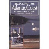 Fietsgids Bicycling the Atlantic Coast: A Complete Route Guide, Florida to Maine : Mountaineers Books :
